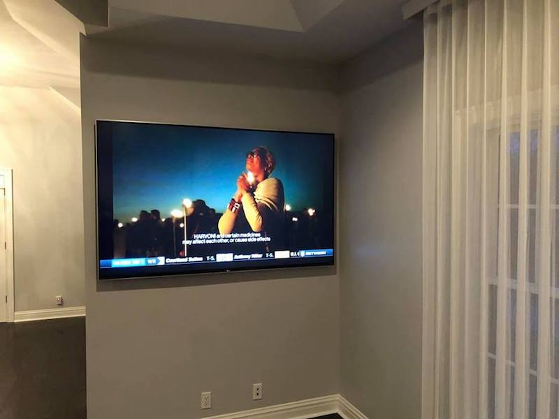 "76"" TV Wall Mount"